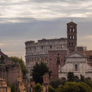 Le colisée (4) - Rome