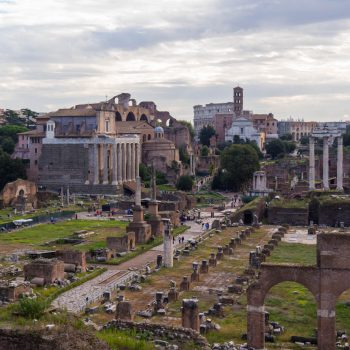 Le forum romain (2) - Rome