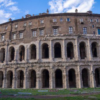 Théâtre de Marcellus - Rome