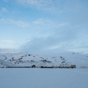 Eyjafjallajökull depuis la route 1 - Islande
