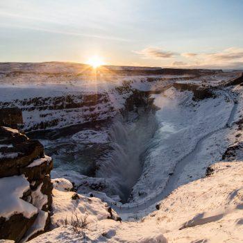 Gulfoss (1) - Islande