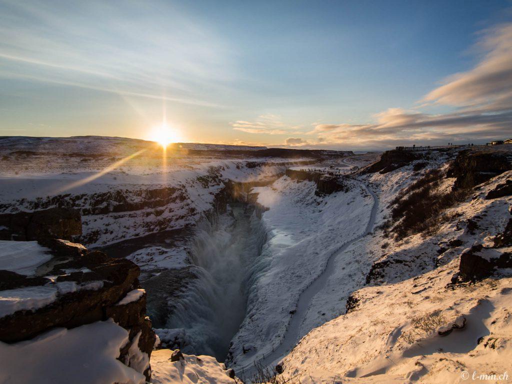 Gulfoss (3) - Islande