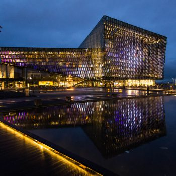 Harpa Concert Hall - Reykjavik - Islande