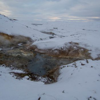 Le champ géothermique - Seltún - Islande