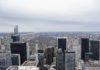 Central Park depuis le Top of The Rock (Tour Rockefeller) - New-York