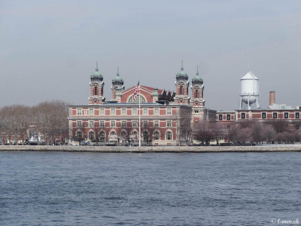 Ellis Island - New-York