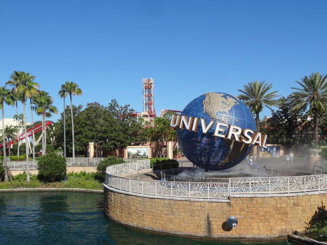 Entrée - Universal Studio - Orlando