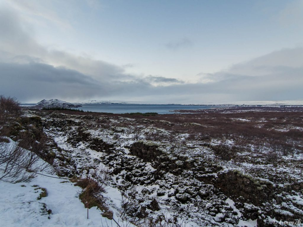 Faille de Thingvellir - Islande