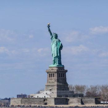 La statue de la liberté - New-York