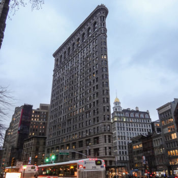 Le Flatiron Building - New-York