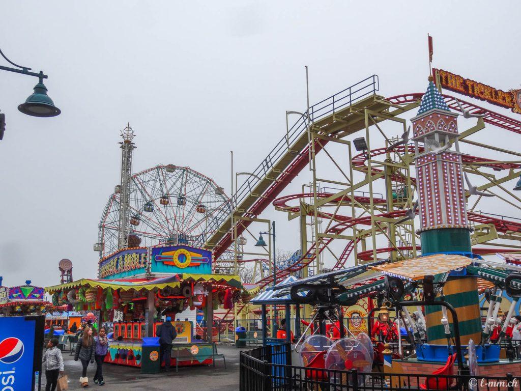 Luna Park, Coney Island (2) - New-York