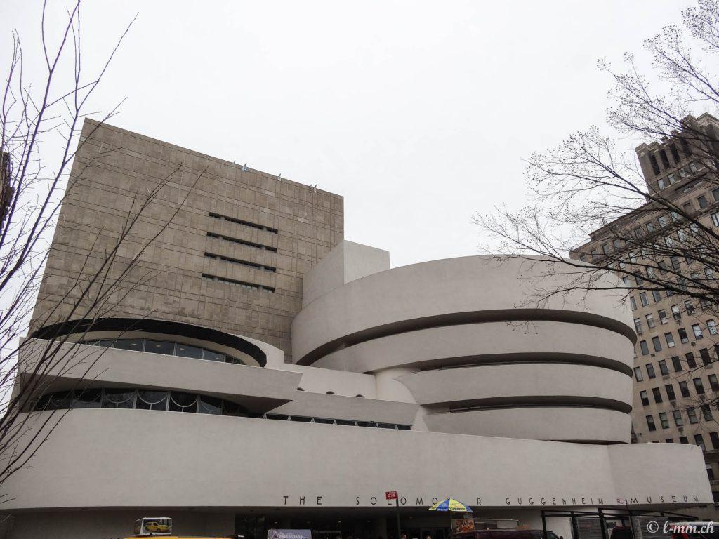 Musée Guggenheim - New-York