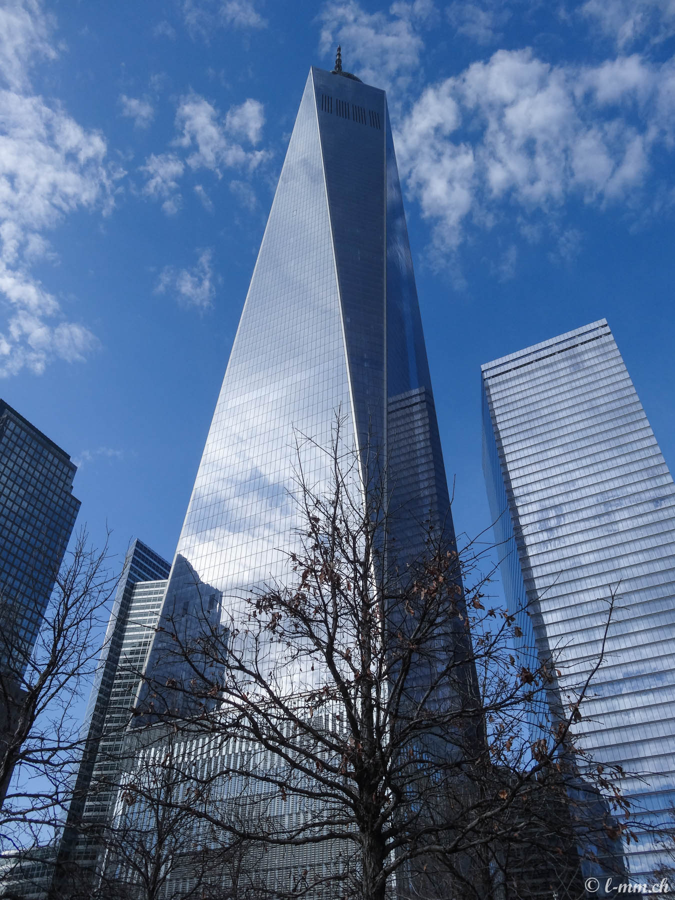 Visite du sud de Manhattan