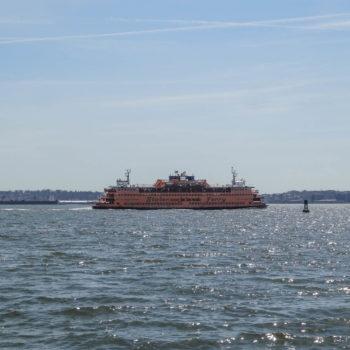 The Staten Island Ferry - New-York