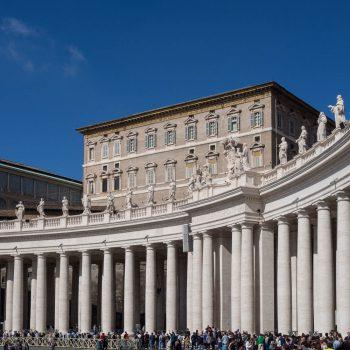 Colonnade du Bernin - Vatican