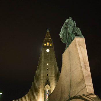 Hallgrimskirkja (2) - Reykjavik