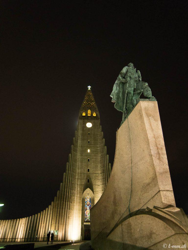 Hallgrimskirkja de Reykjavik