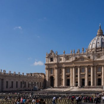 Place Saint Pierre - Vatican