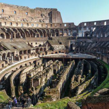 Le Colisée (2) - Rome