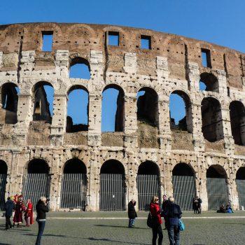 Le Colisée (3) - Rome