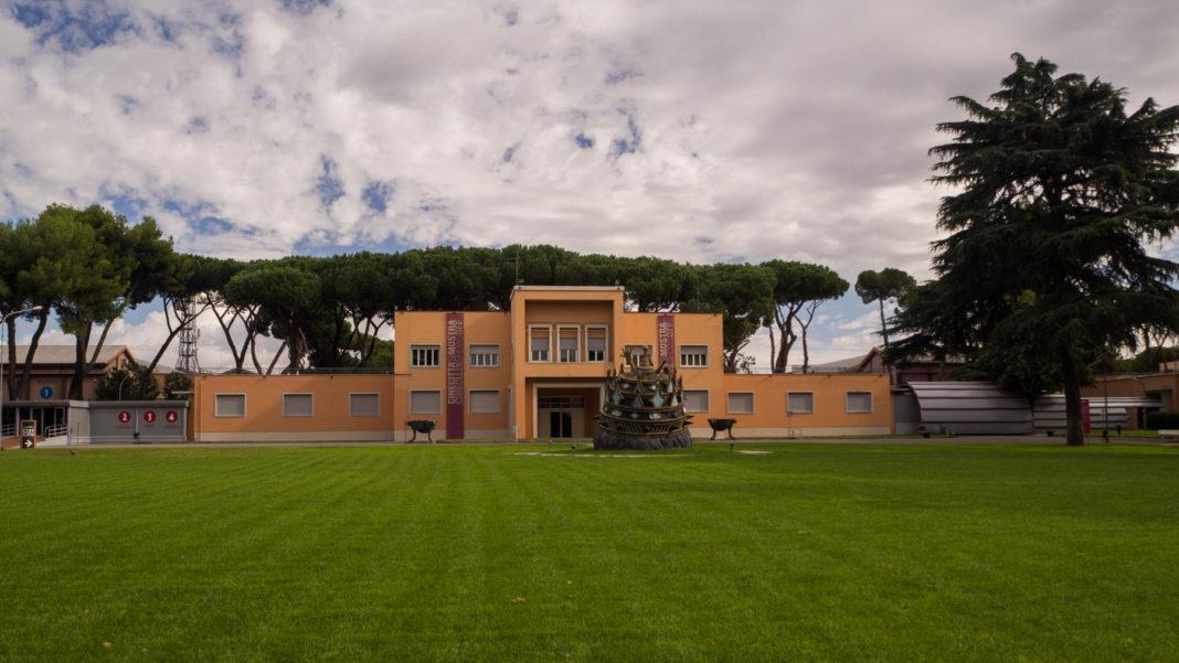 L'exposition aux Cinecittà Studios - Rome