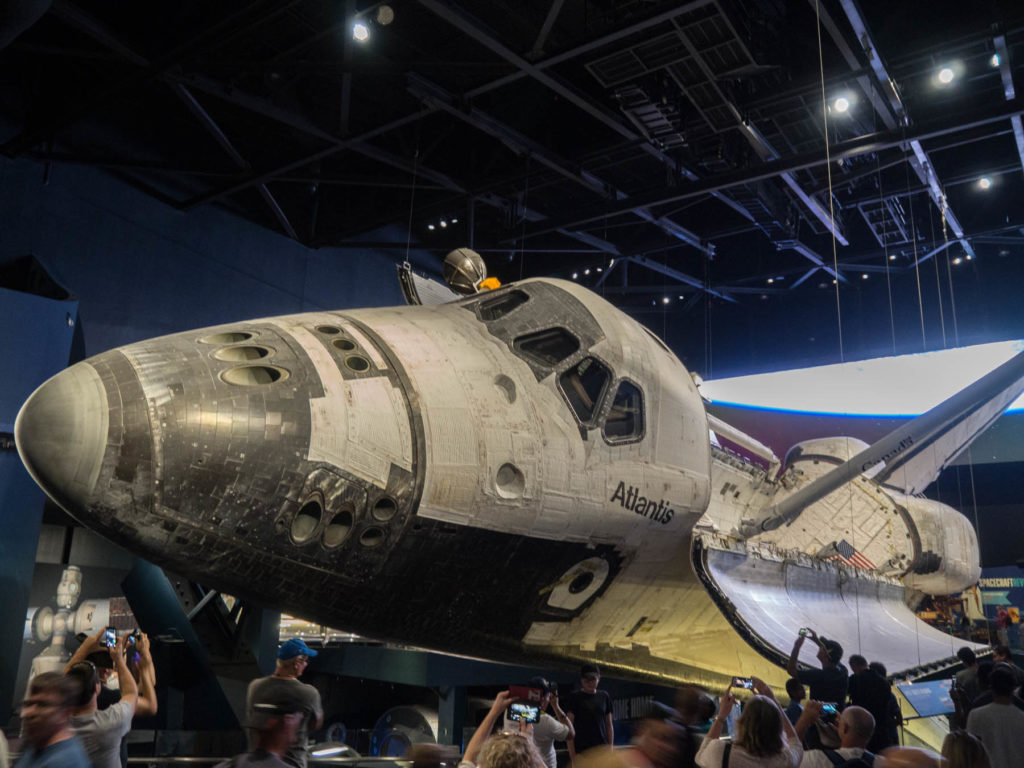 Atlantis - Kennedy Space Center - Cape Canaveral