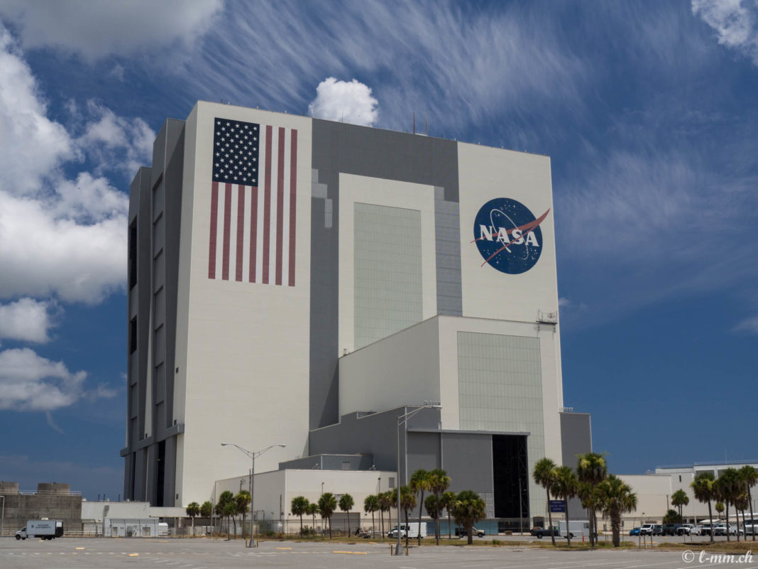 Le VAB - Kennedy Space Center - Cape Canaveral