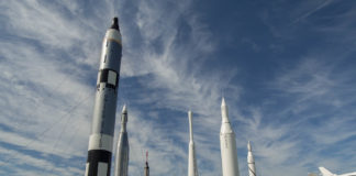 Rocket Garden - Kennedy Space Center - Cape Canaveral