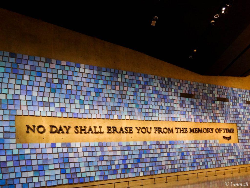 Mémorial du 11 septembre - New-York