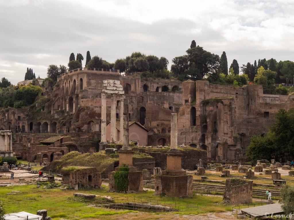 Le forum romain (4) - Rome