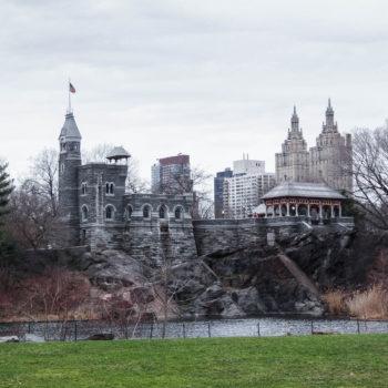 Belvedere Castle - Central Park - New-York