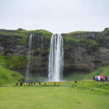 Seljalandsfoss - Islande