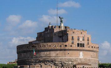Château Saint'Ange - Rome