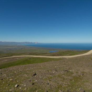 Route 94 vers Borgarfjordur eystri - Islande