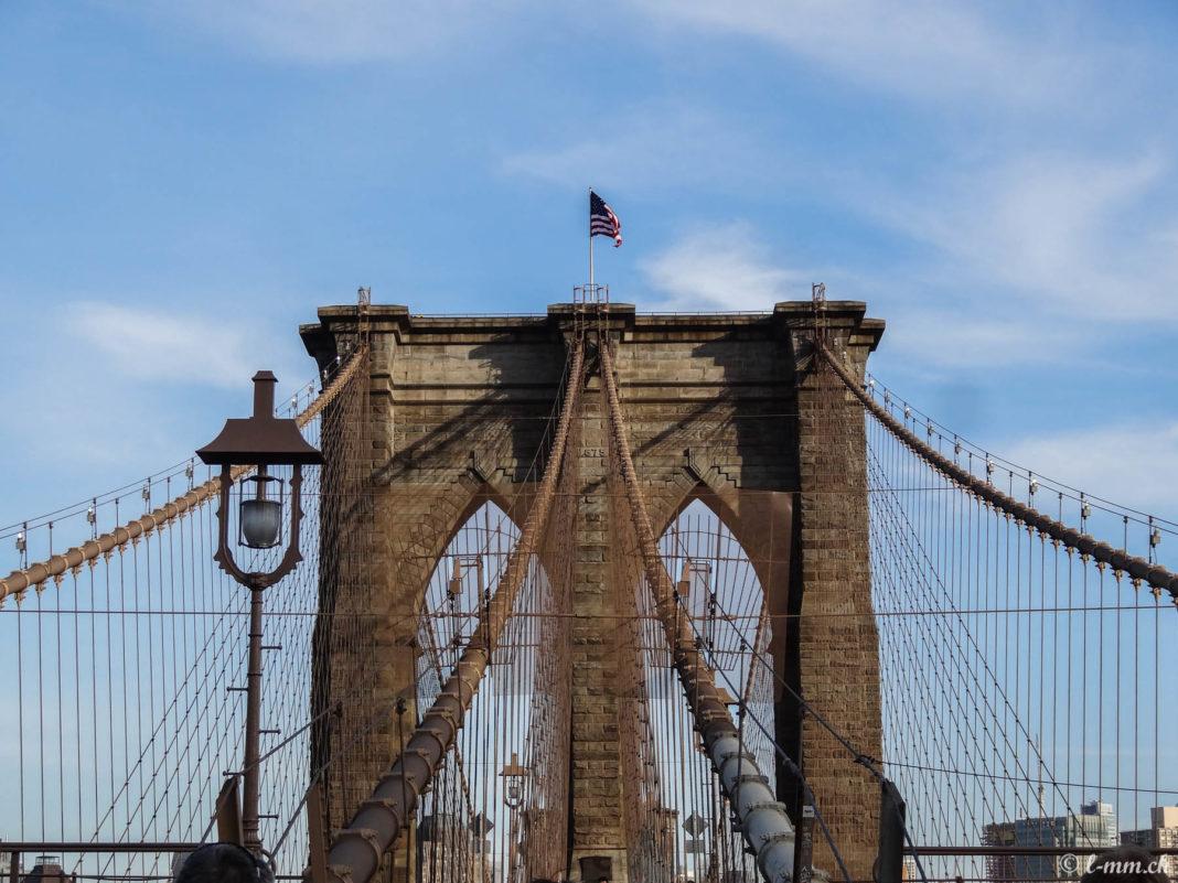 Brooklyn Bridge - New-York