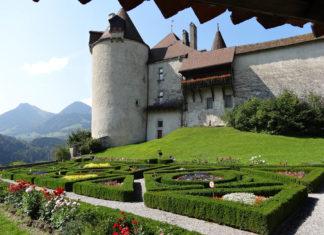 Château de Gruyères (2) - Suisse