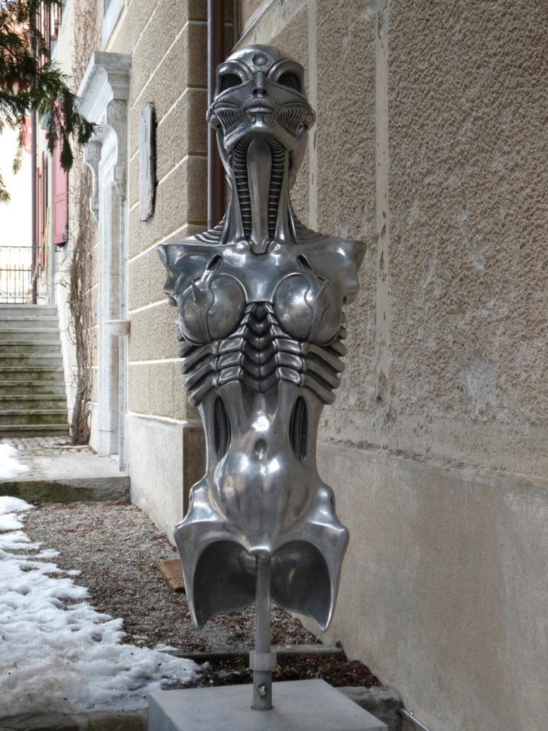 Musée HR Giger (2) - Gruyères - Suisse