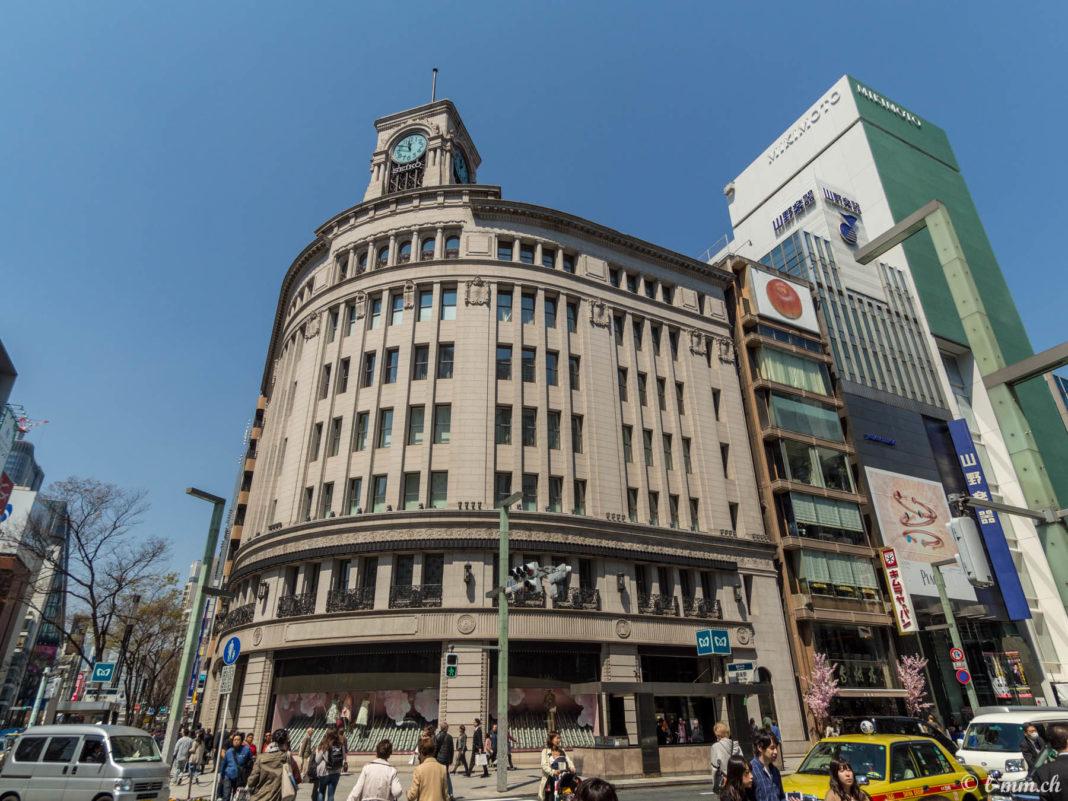 Ginza Wako - Tokyo