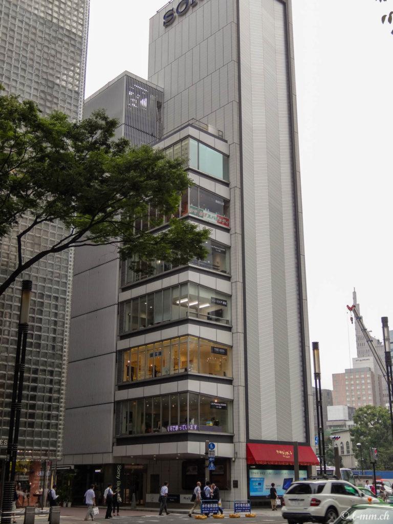 Sony Building - Ginza - Tokyo