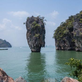 Khao Phing Kan - Baie de Phang Nga - Thailande