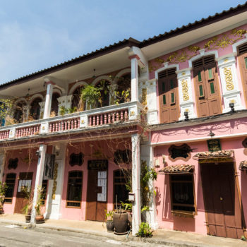 Old Phulet Town - Thailande