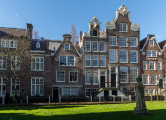 Béguinage - Amsterdam - Pays-Bas