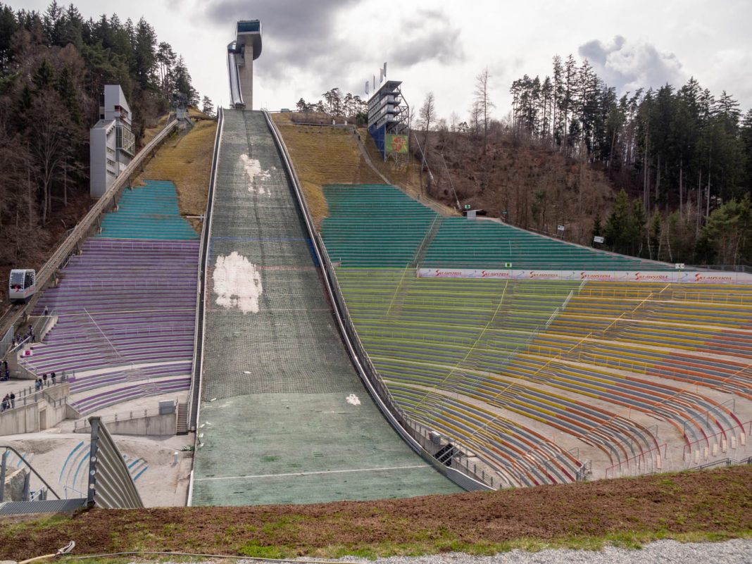 Bergisel 1 - Innsbruck - Autriche
